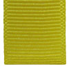 Sunflower Yellow ribbed ribbon