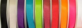 Wedding ribbon by Printed Ribbon UK