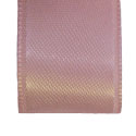 Light Pink double faced satin ribbon